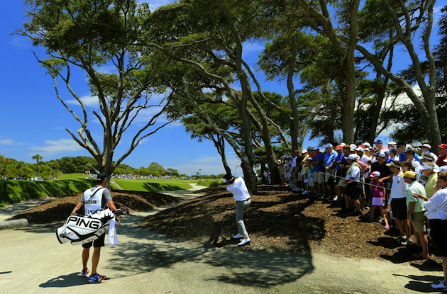 Bubba Watson / Getty Images