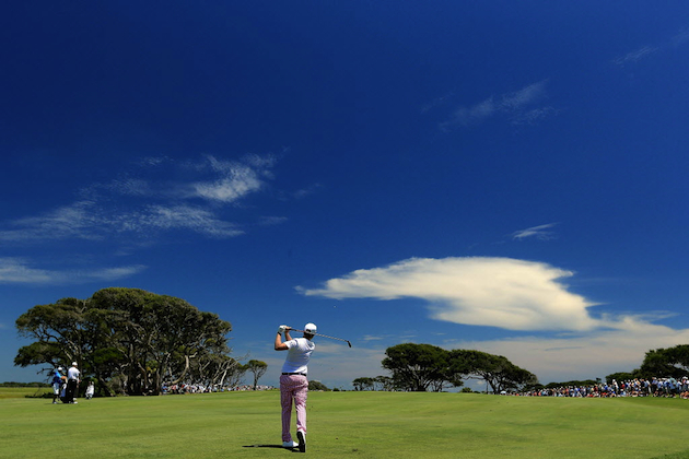 Webb Simpson / Getty Images