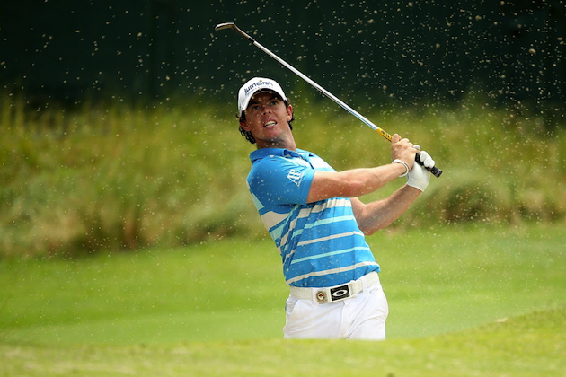 Rory McIlroy / Getty Images