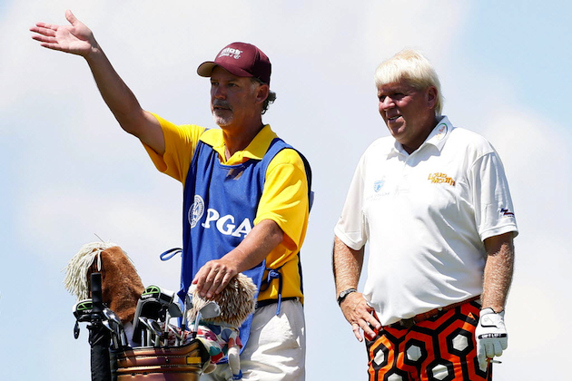 John Daly / Getty Images