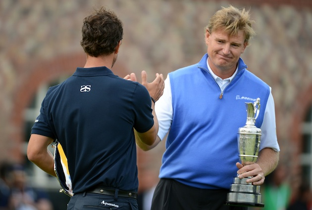 The best photos from the 2012 PGA Tour season