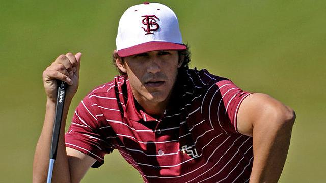 Brooks Koepka was a three-time All-American at Florida State University. (Florida State)