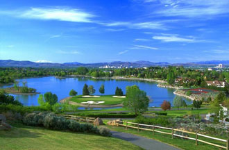 The Lakeridge Golf Course in Reno.