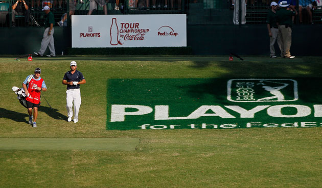 East Lake Golf Club. (Getty Images)