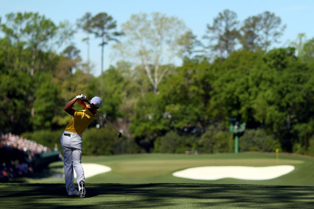 Tianlang Guan. (Getty Images)