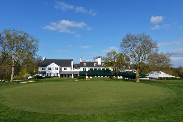 Merion Golf Club awaits the Open. (Getty Images)