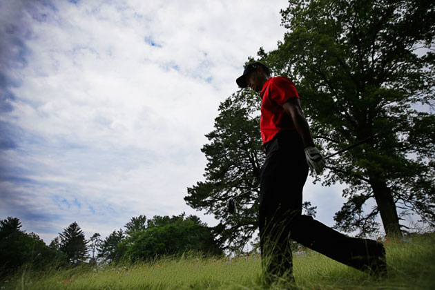 Tiger Woods. (Getty Images)