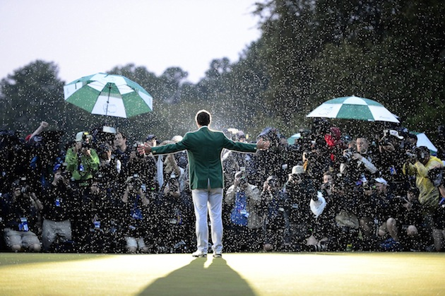Adam Scott — Scott K. Brown/Augusta National