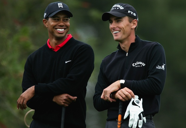 Tiger Woods, Charles Howell III — Getty Images