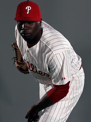 Dontrelle Willis attended spring training with the Phillies in 2012. (Getty)