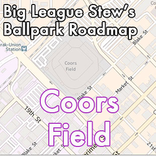 Coors Field: A local's guide to enjoying a road trip to the home of the Colorado Rockies