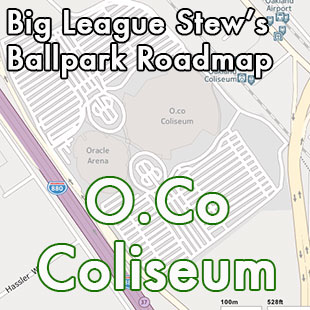 O.co Coliseum: A local's guide to enjoying a road trip to the home of the Oakland A's