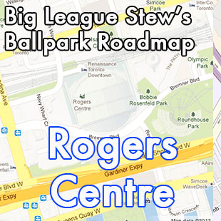 Rogers Centre: A local's guide to enjoying a road trip to the home of the Toronto Blue Jays