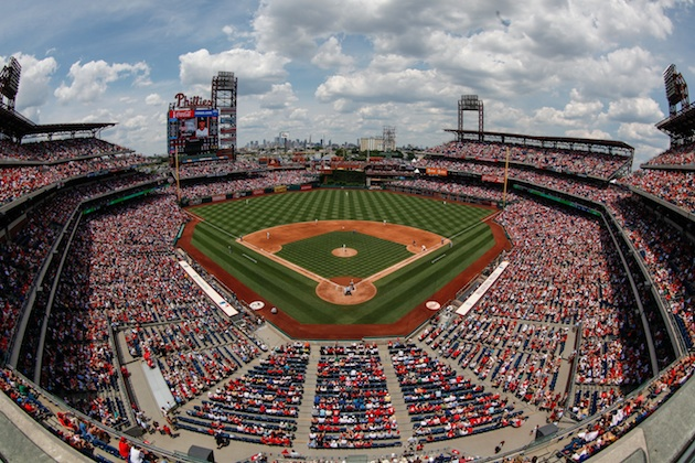 Citizens Bank Park in Philadelphia (Getty Images)
