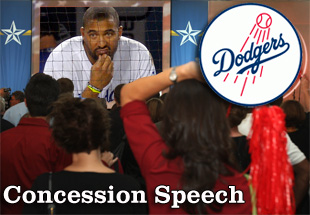 Concession Speech: 2012 Los Angeles Dodgers