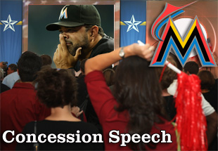 Concession Speech: 2012 Miami Marlins