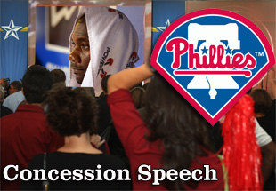 Concession Speech: 2012 Philadelphia Phillies