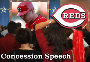 Concession Speech: 2012 Cincinnati Reds
