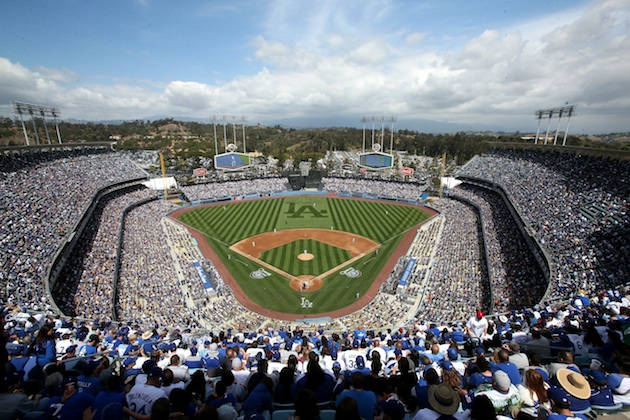Dodger Stadium (Getty Images)