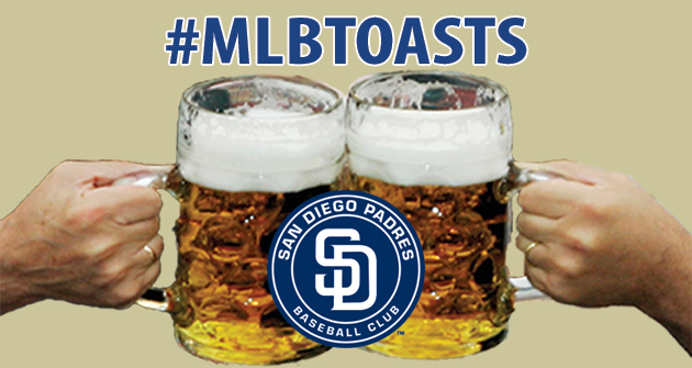 A toast to the 2013 San Diego Padres