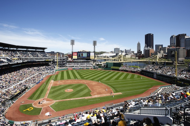 PNC Park in Pittsburgh (Getty Images)