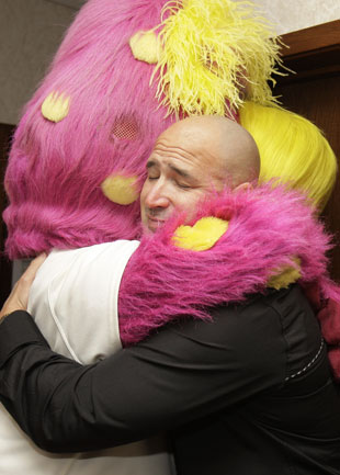 Manny Acta is a lover, not a fighter. (AP)