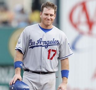 A.J. Ellis (Getty Images)