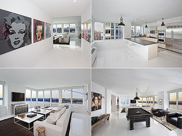 A-Rod just sold this 3,500-square foot apartment for $8 million. (ModlinGroup)
