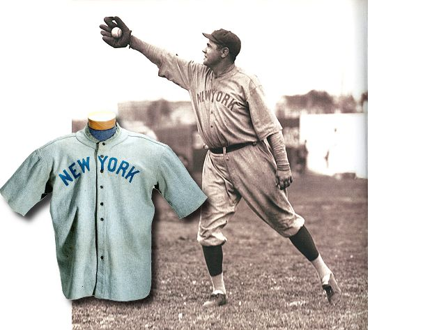 Babe Ruth jersey auctioned for $4.4 million, becomes most expensive sports memorabilia ever