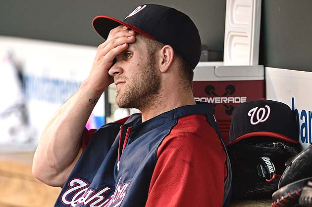 It's OK, Bryce. Dr. Andrews is the man. (Getty)