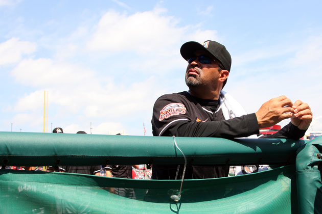 Ozzie Guillen. (Getty Images)