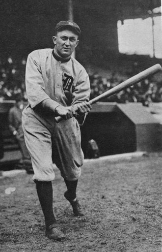 Ty Cobb. (Getty Images)