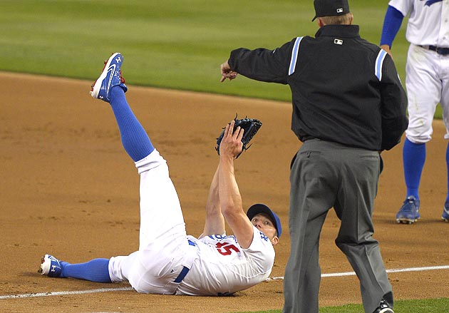 Chris Capuano aggravated calf injury during Greinke-Quentin fight