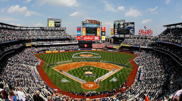 Citi Field on opening day 2013 (Getty Images)