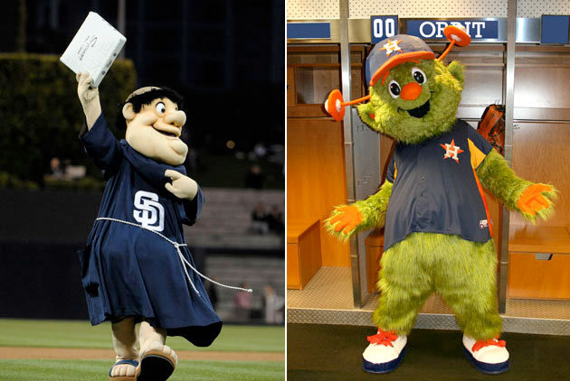 Big League Stew's Mascot Madness Day 6: The second round concludes!