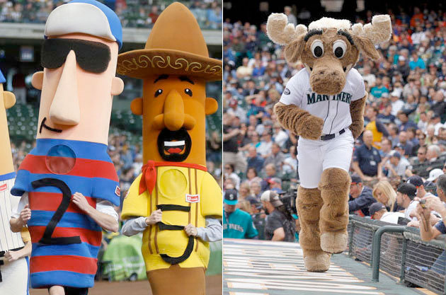 Big League Stew's Mascot Madness Day 7: On to the Elite Eight!