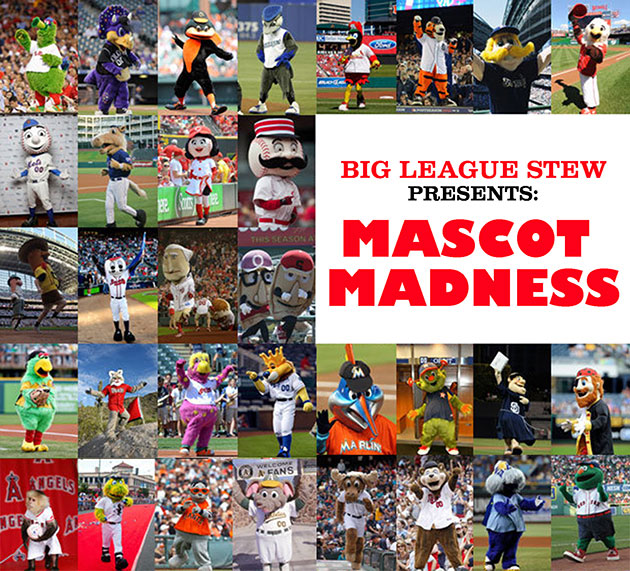 Big League Stew's Mascot Madness: And the winner is…