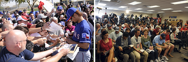 It was Circus Darvish is 2012 (Getty Images)