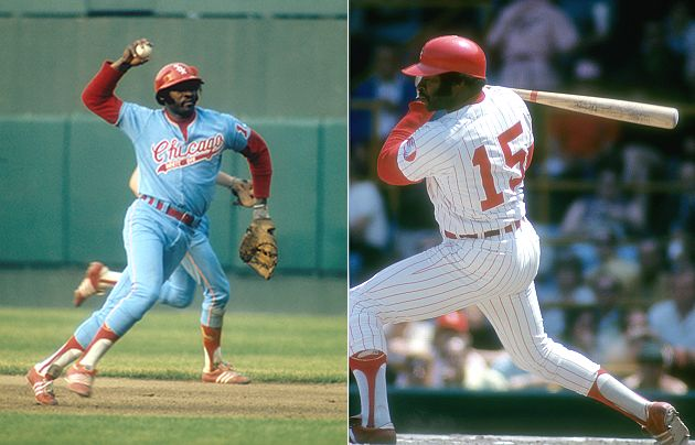 What number did Dick Allen wear? He wore FIFTEEN! (Getty)