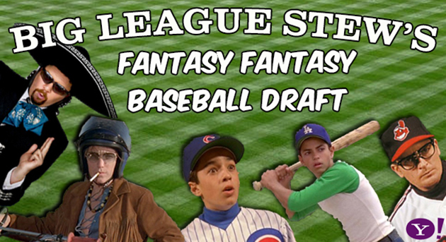 Big League Stew's Fantasy Fantasy Draft: Tapping fiction to create our own dream teams