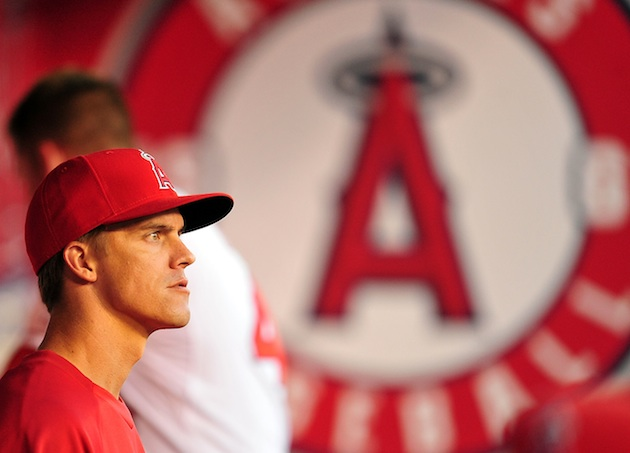 The Angels swung a deal for Zack Greinke last Friday. (US Presswire)