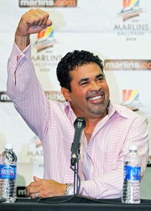 "Manager Ozzie Guillen will be one of the principal subjects of ""The Franchise."" (Getty)"