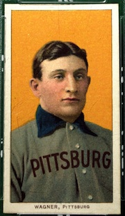The Honus Wagner T-206 (AP)