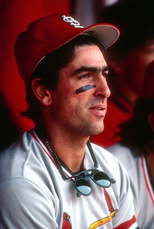 Jack Clark, circa 1987. (Getty Images)