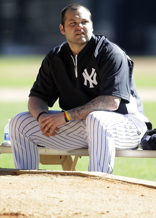 Joba Chamberlain, in more cautious times (AP)