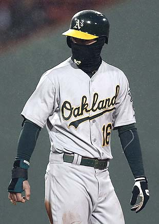 Josh Reddick in disguise. (AP)