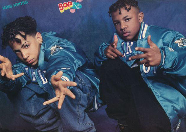 Chris Kelly dies: Kris Kross rapper's sporty style included lots of baseball jerseys