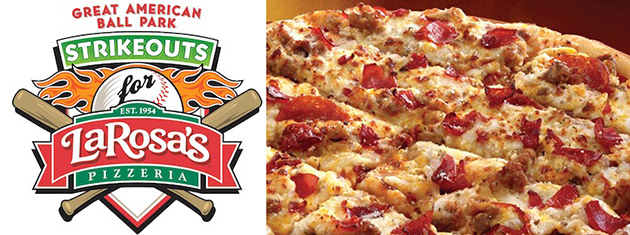 Cincinnati Reds' strikeouts-for-pizza promo has already paid out $100,000 worth of pizza
