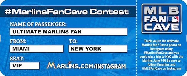 Miami Marlins run 'ultimate fan' contest — and it goes exactly as you'd expect
