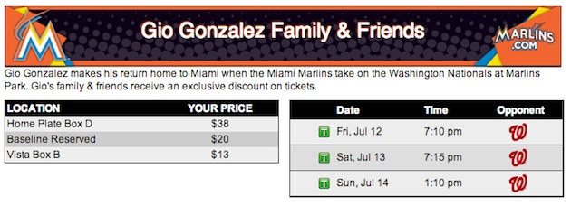 Miami Marlins latest ticket-selling gimmick is 'exclusively' ridiculous
